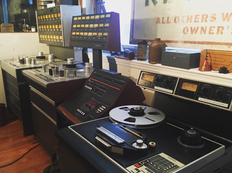 analog tape machines